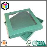 Складывая коробка картона типа бумажная упаковывая для дух косметик