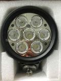 6inch円形のオフロード4X4 70W LED作業ライト(GT1025-70W)