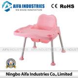 의자를 식사해 아기를 위한 플라스틱 형 또는 형