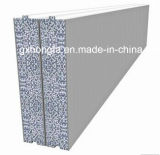 El panel fácil del muro de cemento del emparedado del EPS que hace que máquina el muro de cemento ligero artesona la fabricación de la máquina