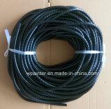 De nylon PA6 9.2X12mm Vlakke Spiraalvormige Slang/de Schede van de Wacht