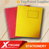 Escuela de papelería baratos a granel papel del cuaderno del orden del día