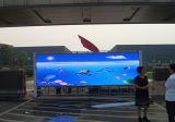 Full-Color P10 panel LED para vídeo y publicidad