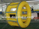 Gioco ambulante dell'acqua del gioco di sport di acqua del rullo dell'acqua gonfiabile