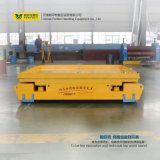 Vagão ferroviário eléctrico do veículo de transferência de armazém