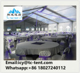 200/250の人の工場価格のための贅沢な結婚披露宴の玄関ひさしのテント