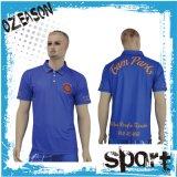 Рубашка гольфа рубашки пола высокого качества OEM изготовления Гуанчжоу (P009)