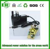 Adaptateur intelligent du fournisseur AC/DC de la Chine pour la batterie au sujet du chargeur de la batterie 12.6V2a