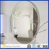 Espejo de Unframe del rectángulo para las decoraciones caseras modernas de la pared de la sala de estar