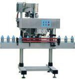 액체 채우는 선 충분히 자동적인 캡핑 기계