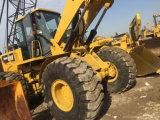 Caricatore usato della rotella del gatto 966h (caricatore del trattore a cingoli 966g 966e 950h 966)