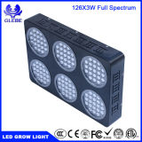 Shenzhen 126 PCS/LED3W luz crescer LED Full Spectrum para plantas de interior e Veg Flower 5292lm