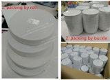 Nuovo nastro 100% del cotone di stile con la riga piegata nella tessitura centrale di Dyable