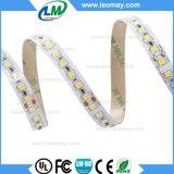 2835 indicatore luminoso costante del nastro della corrente LED di bianco caldo di 600LEDs 5m
