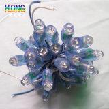 12mm LED 화소 빛 노출 빛난 특성 시리즈