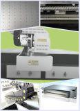 Принтер UV Inkjet большого формата PVC кожи знамени гибкого трубопровода цифровой