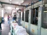 Italia Vertical máquina de inyección de suelas de zapatos