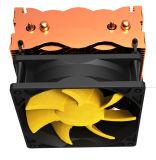 Ccr37A de Radiator van cpu met de Pijp van de Hitte van het Koper met Goedkeuring