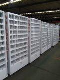 Напольный торговый автомат чая банки на фабрике Китая