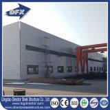 Costruzioni d'acciaio della struttura d'acciaio dell'ampia luce per il magazzino