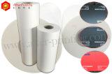 Super Matte 30mic Soft Touch BOPP Film de stratification thermique