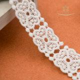 Auf KleidungRhinestoneappliques-Raupe-Ineinander greifen-handgemachter Stickerei-Spitze L40177 nähen