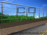 ステンレス鋼の手すりの付属品のBaluster Co3230