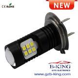H4 lumineux neuf 16watts 680lm DEL Foglight