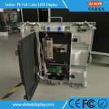 HD farbenreicher Anschlagtafel-Schrank der Miete-LED für Stadiums-Leistung