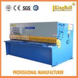 Máquina de corte hidráulica mecânica econômica do CNC