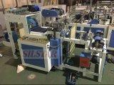 Eine Zeile Stern-Dichtungs-Abfall-Beutel, der Maschine herstellt