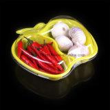 Recipientes de alimento plásticos Multicolor do produto comestível para legumes frescos & frutas