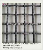 Rete metallica unita dell'acciaio ad alta resistenza per la maglia dello schermo del setaccio di estrazione mineraria