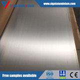 Folha de alumínio/de alumínio escovada