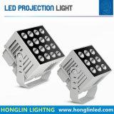 Indicatore luminoso di inondazione decorativo dell'hotel IP65 9X5w 16X5w LED della costruzione