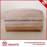 Qualität PU-klassischer kosmetischer Verfassungs-Beutel mit Sternchen-Vereinbarung