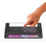 2.5D zijde die de Mobiele Telefoon Aangemaakte Film van het Glas voor Sony Xperia Xa ultra afdrukken