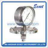 ダイヤフラム圧力正確に測特別な圧力正確に測低い圧力測定のゲージ