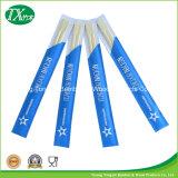 Palillos de bambú de los gemelos disponibles al por mayor con la insignia de Customer