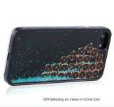 Nieuwe Vloeibare Mobiel van het Drijfzand van de Aankomst schittert het Geval van de Telefoon van de Cel voor iPhone8/8plus/7/7plus/6s/6splus