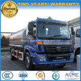 판매를 위한 Foton 15cbm 연료 트럭 15000L 유조 트럭