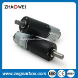China 32mm de alto motor DC de Toruqe pequeña caja de engranajes planetarios