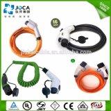 Evc07e2p-H/S90u 3*6+2*0,5 mm2 32un cable de carga de EV para coches del vehículo eléctrico