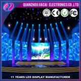 Alta pantalla de visualización video de interior vendedora caliente del brillo HD P4 LED