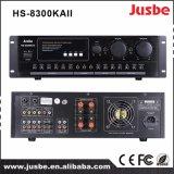 HS8300kaii DJのアンプの価格の携帯用カラオケのアンプ