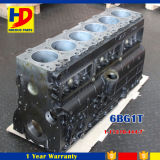 Bloc de cylindres du moteur diesel 6bg1 (1-11210-444-7) pour la partie moteur Isuzu