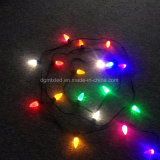 Festival de Natal Holiday Lighting Luster C7 C9 LED Twinkle Light