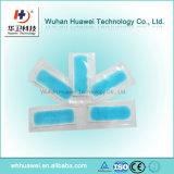 Réduction antipyrétique de fièvre de gel de connexion de bonne qualité