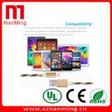 Câble de câble rechargeable USB rechargeable pour Samsung