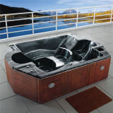 6-8 persoon Vierkante Outdoor Jaccuzi Whirlpool SPA